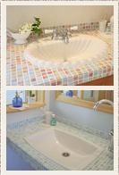 オリジナル洗面化粧台